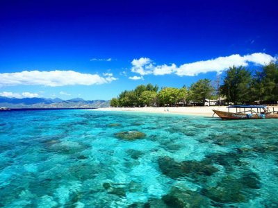 photo Fast boat from Bali to Gili islands 1