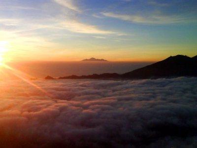 photo Batur volcano trekking 1