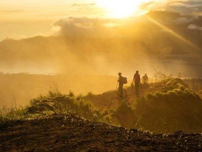 photo Batur volcano trekking 2