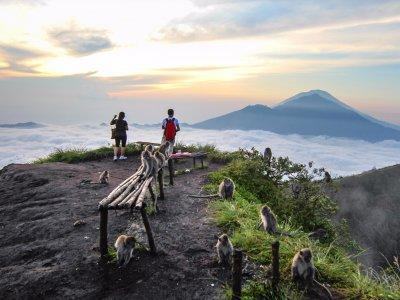 photo Batur volcano trekking 5