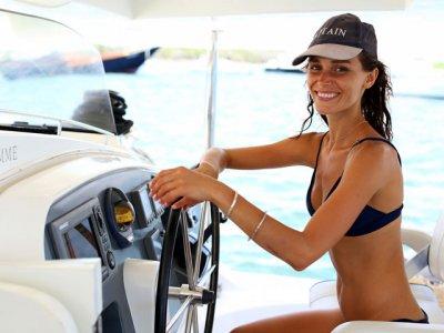 photo Cruise on yacht JEMME 3