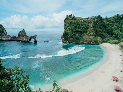 photo A few days on the island of Nusa Penida 3