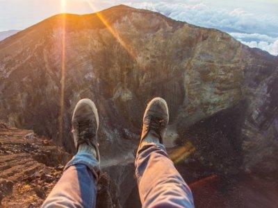 фото Восхождение на вулкан Aгунг 2