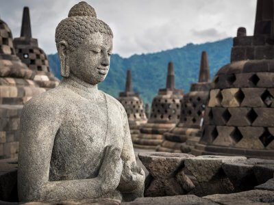 photo A journey into the history of Borobudur Temple 2