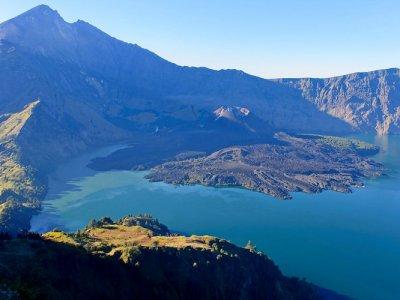 photo Rinjani volcano trekking 3